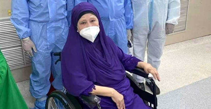 Khaleda Zia's health condition remains unchanged: Physician