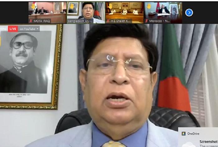 Bangladesh urges UNSC to address Palestinian issue