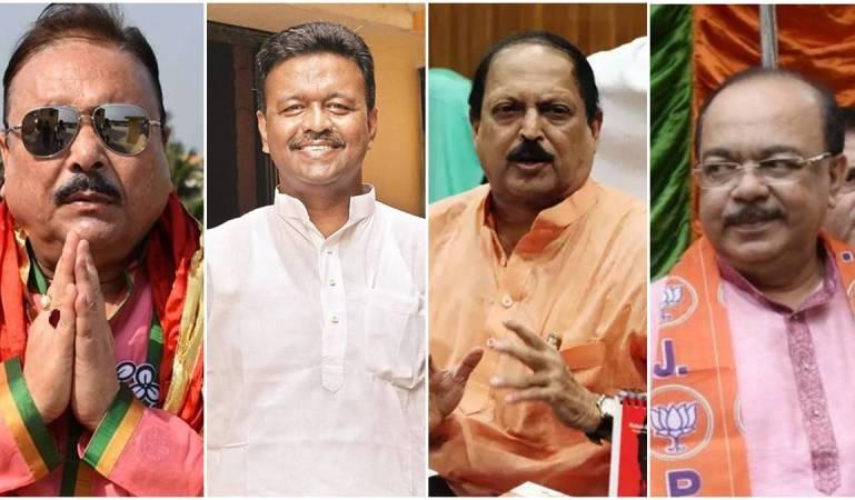 Mamata's ministers Firhad Hakim, Subrata Mukherjee picked up by CBI in Narada case