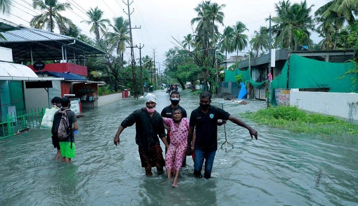 Cyclone Tauktae: 6 killed, thousands evacuated in India's Gujarat
