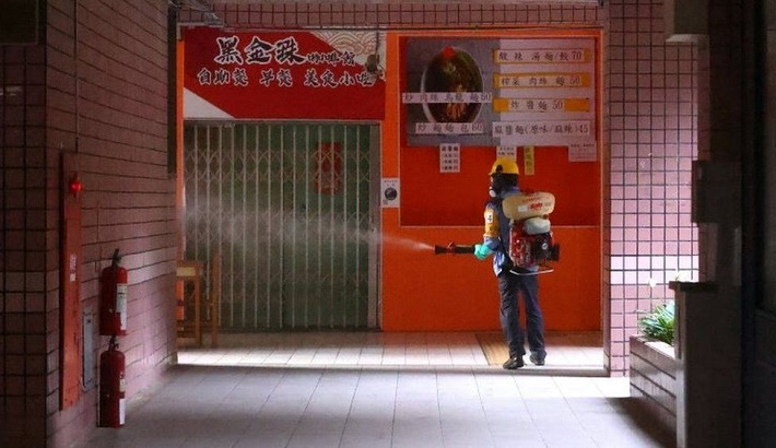Covid: Taiwan orders toughest curbs amid infections spike
