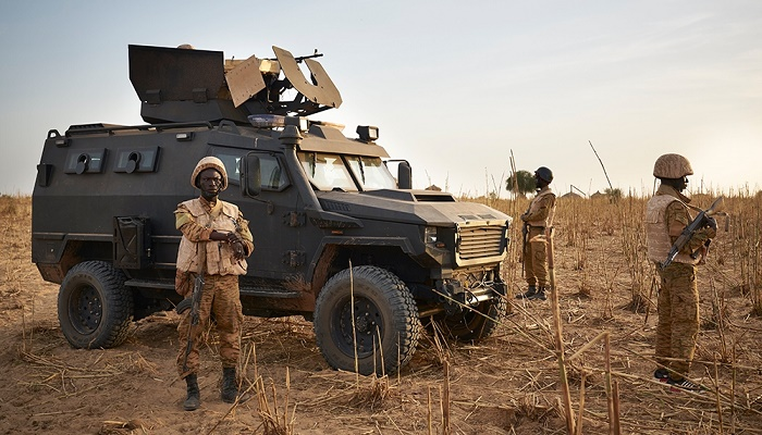 At least 9 killed in attack in Burkina Faso