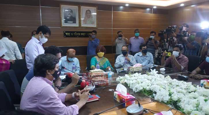 Journalists boycott health ministry press conference over Rozina's arrest