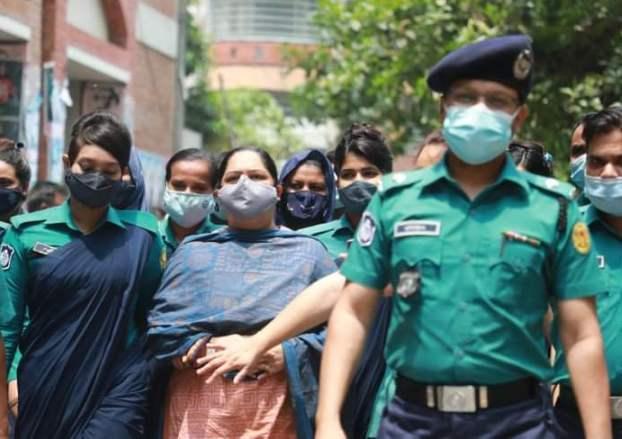 Prothom Alo journalist Rozina sent to jail