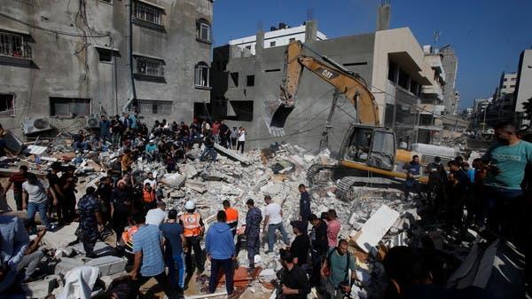 US blocks new draft UN statement on Mideast violence