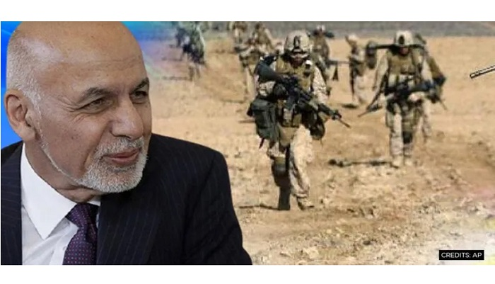 Question Of Peace Or Hostility In Afghanistan In 'Pakistani Hands', Says President Ghani