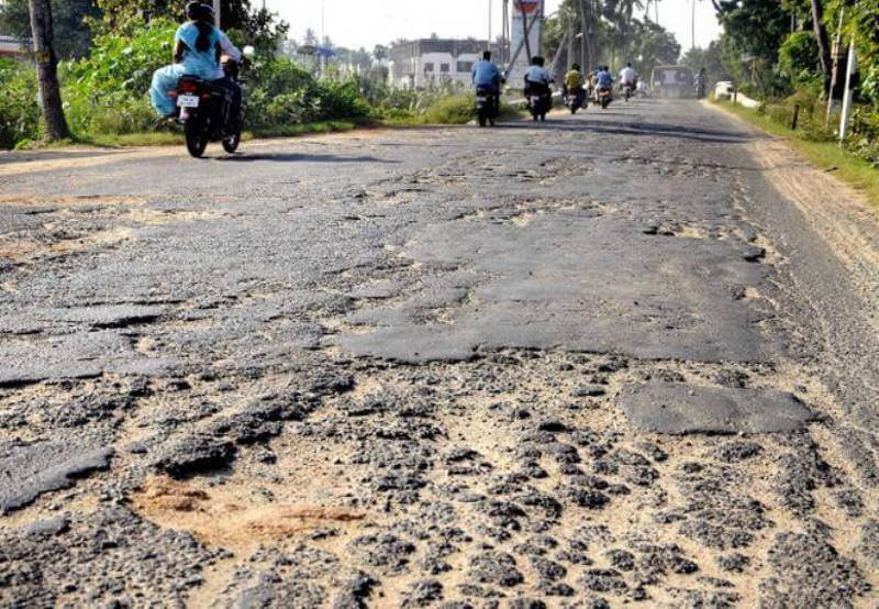 Low-quality bitumen affecting durability of roads, highways