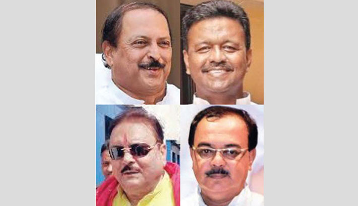 Mamata's ministers granted bail after arrest