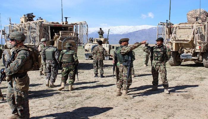 Afghan air raids kill 12 militants in eastern Logar province