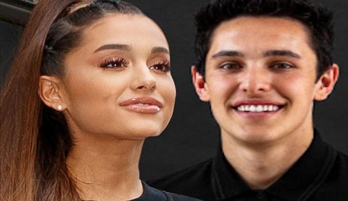 Ariana Grande marries Dalton Gomez in 'intimate' ceremony