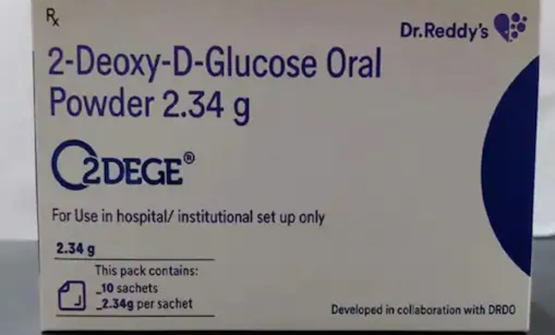 How does 2-DG, DRDO's new oral drug for Covid-19, work?