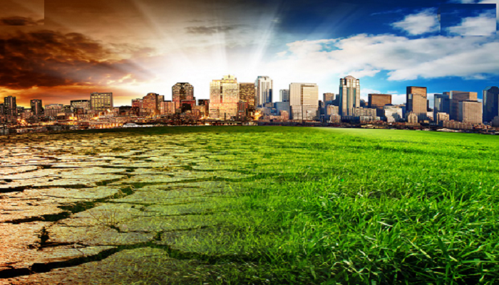 Climate change affects increasing urbanisation: Study