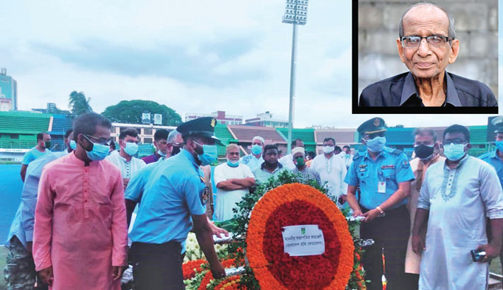 Hockey legend Shamsul Bari no more