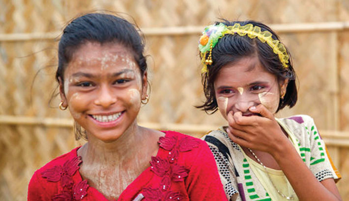 US pledges $155m for Rohingyas