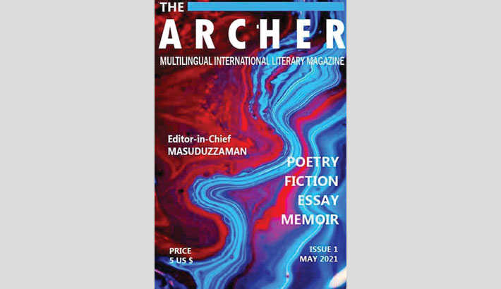 Multilingual magazine  'The Archer' launched
