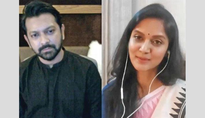 Tahsan, Mithila's pledge against cyberbullying creates buzz on social media