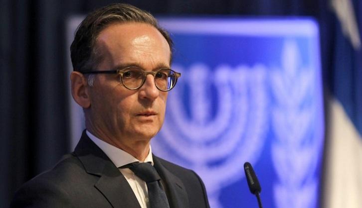 German FM heading to Israel, Palestinian territories Thursday