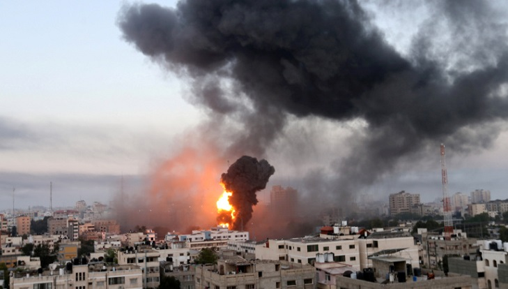 Deadly violence between Israel and Palestinians