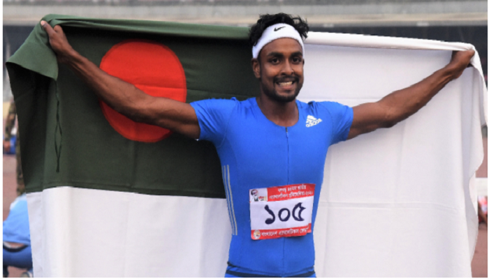 Athlete Jahir Raihan picked for Tokyo Olympics