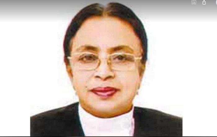 Justice (retd) Nazmun Ara Sultana new DG of JATI