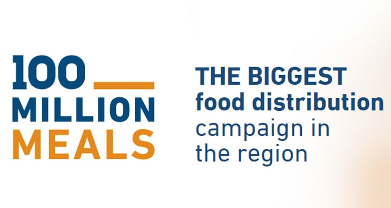 MBRGI Partners with the UN World Food Programme for 100 Million Meals