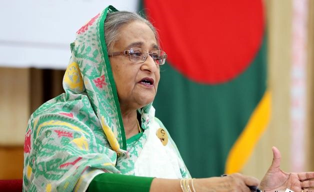 PM donates Tk 25 lakh to family of DS Khair who died of Covid-19