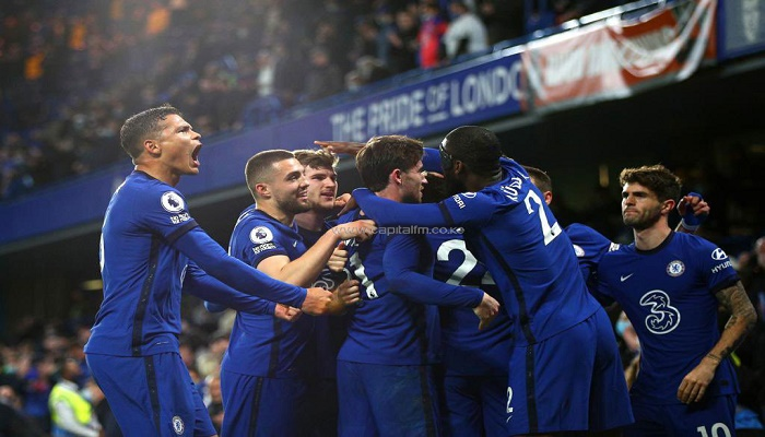 Chelsea beat Leicester to boost top-four bid, Man City rocked by Brighton