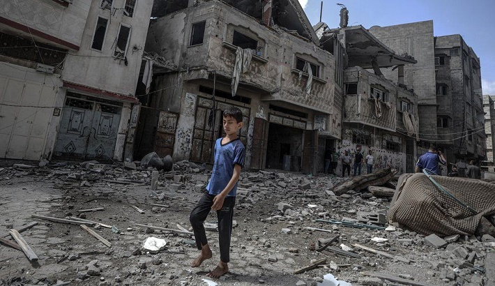 Israel-Gaza violence: The children who have died in the conflict