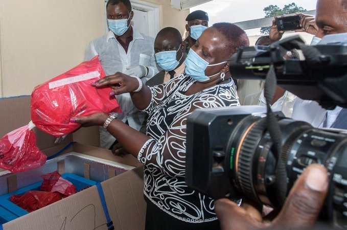 Malawi destroys 20,000 expired doses of AstraZeneca vaccine