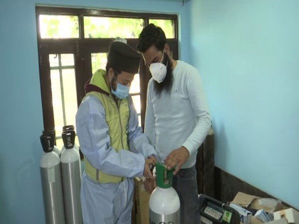 COVID-19: NGOs extend assistance amid increasing oxygen demand in J-K
