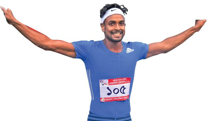 Athlete Jahir Raihan gets Olympics wildcard entry