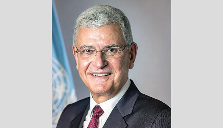 UNGA president to visit Dhaka on May 25-26