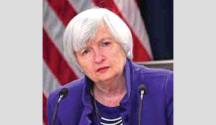 Tax hike, infra plan to boost profits: Yellen