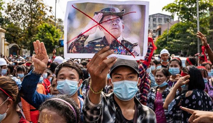 UN expert welcomes new blow against Myanmar junta finances
