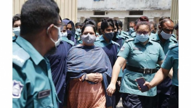 Court sets Sunday for Rozina's bail order