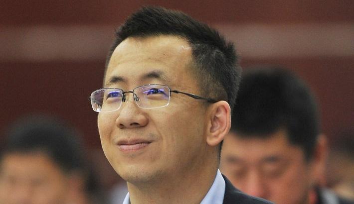 ByteDance: TikTok's co-founder to step down as chief executive