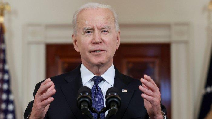 Biden hails Israel-Hamas cease-fire, sees 'opportunity'