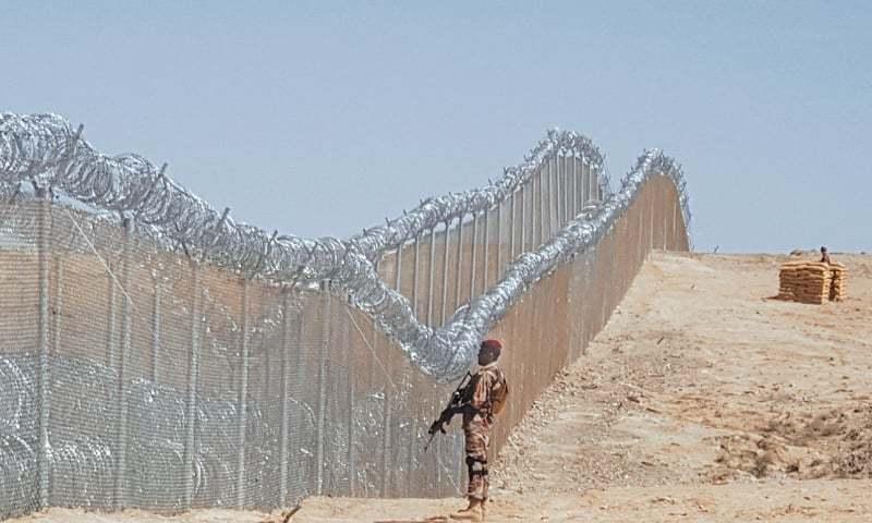 Afghanistan-Pakistan border a long-term challenge, general warns