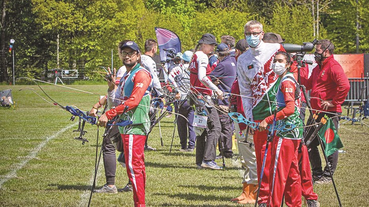 Bangladesh eye first-ever archery gold medal in World Cup
