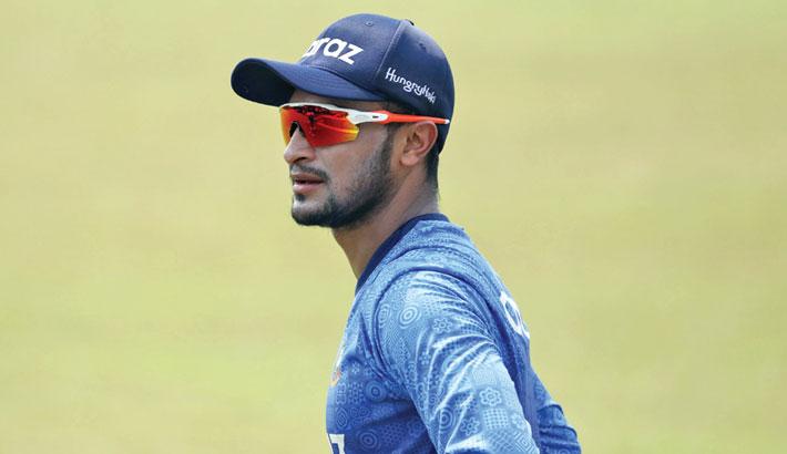Shakib returns as BCB names squad for first two ODIs