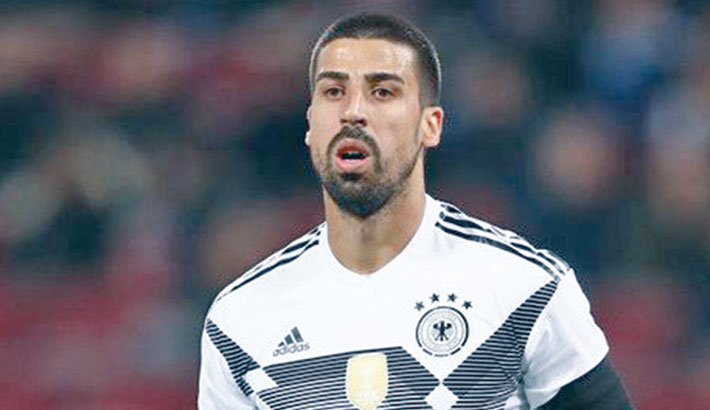 Khedira to retire at the end of season