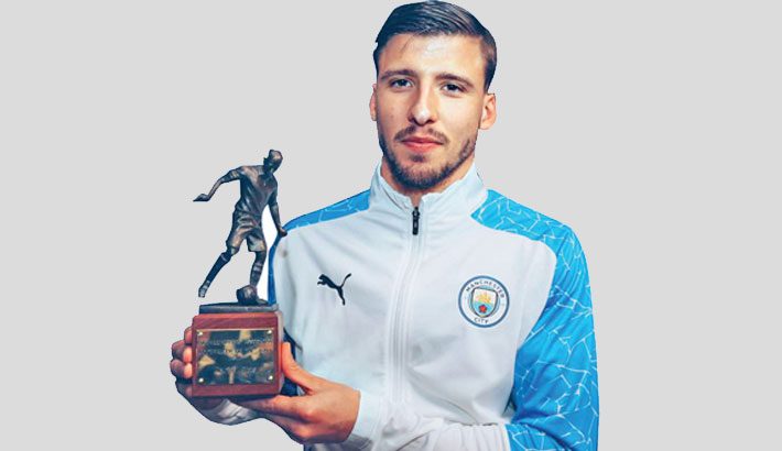 Dias named FWA Footballer of the Year