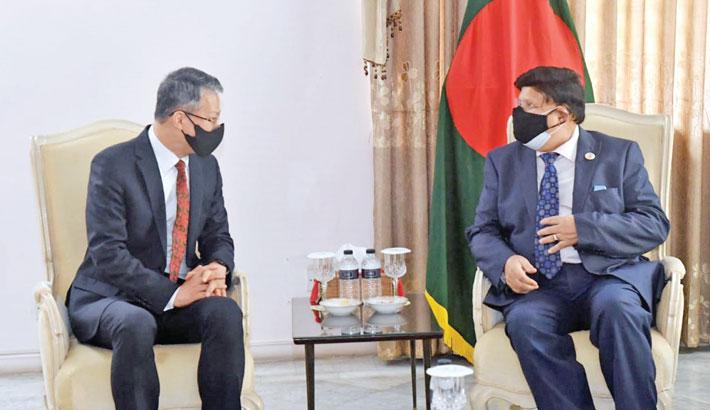 Korea, Bangladesh to jointly celebrate golden jubilee of diplomatic ties