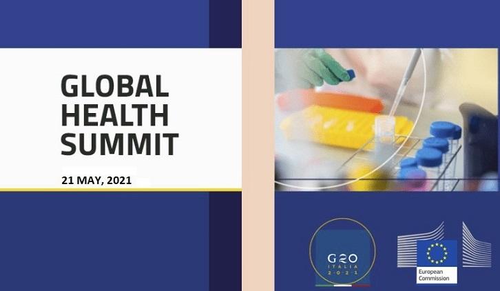 G20, EU host global health summit on Covid solutions