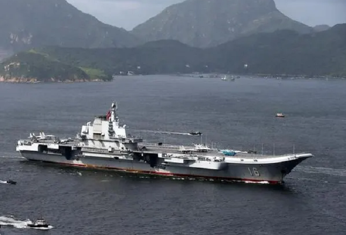 Chinese navy conducts live-fire military drills amid growing competition with US