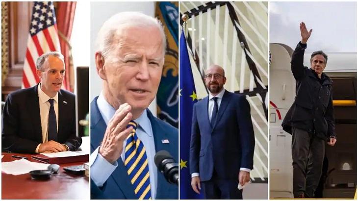 World leaders welcome Israel-Hamas truce