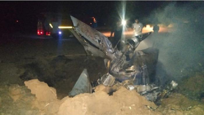 Indian Air Force jet MiG-21 crashes, pilot killed