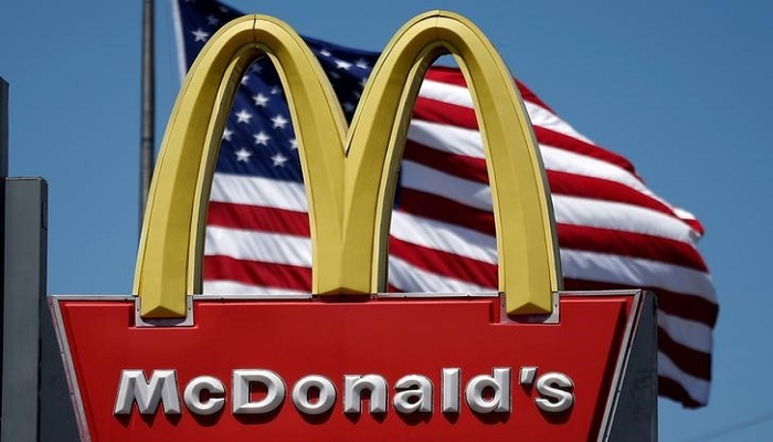 McDonald's sued for alleged discrimination against Black-owned media companies