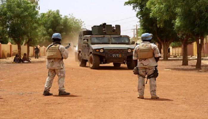 Mine kills 16 civilians in northern Mali