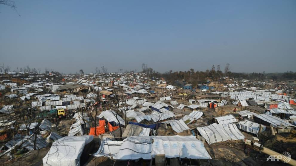 Strict lockdown imposed in Teknaf and five Rohingya camps